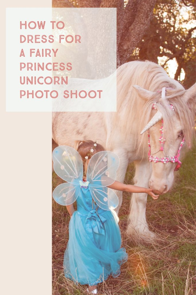 How To Dress As A Glittery Fairy Princess For A Unicorn