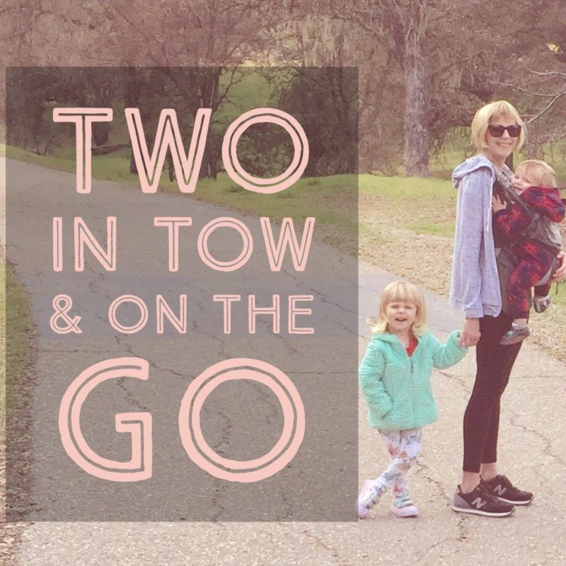Two In Tow & On The Go: A Mommy Blog at twontow.com
