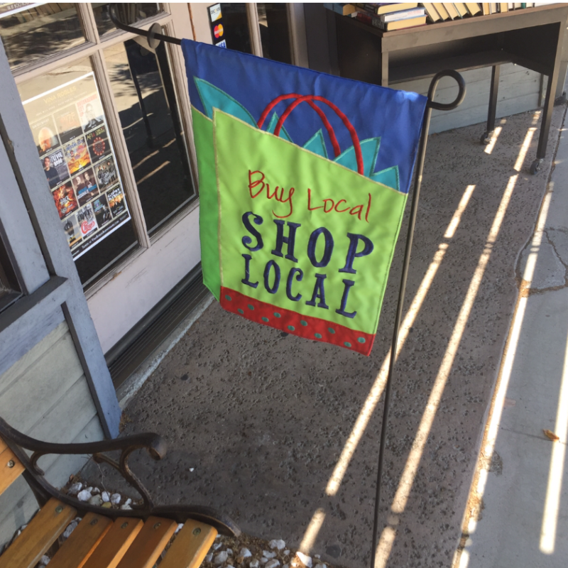 Shop local at Spare Time Used Books in Paso Robles