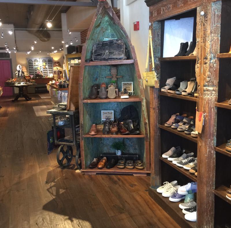 Sole Tree shoe store in Paso Robles California