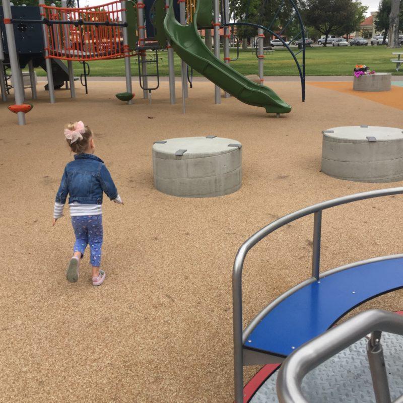 Paso Robles City Park Playground