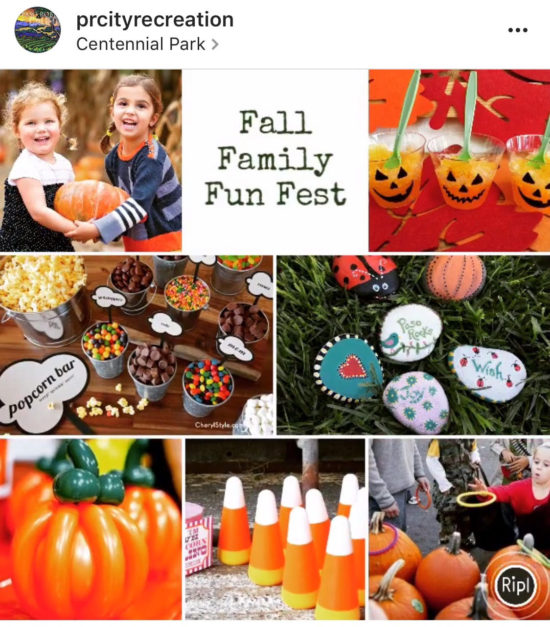 Fall Family Fun Fest Planned for Saturday, September 9 at Centennial Park Paso Robles Recreation Services Kicks-Off Fall Season With Family Friendly Event