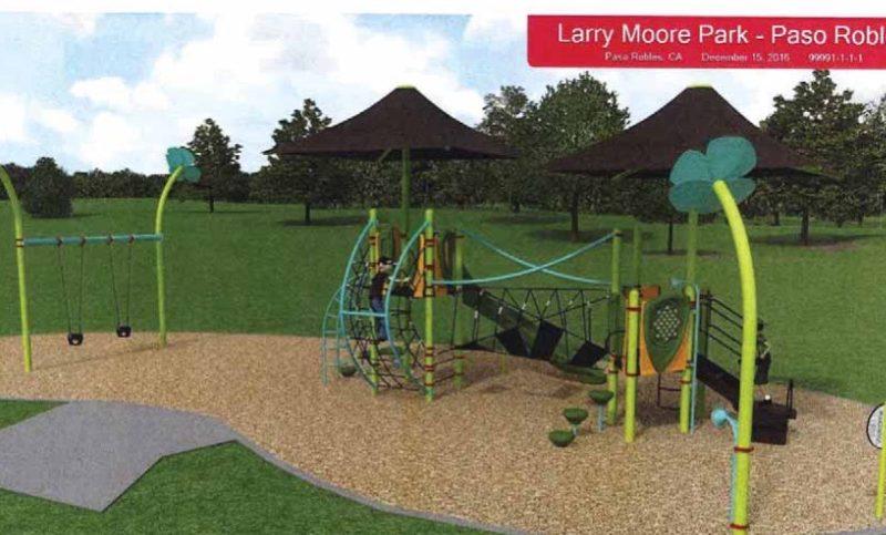 Larry Moore Park new
