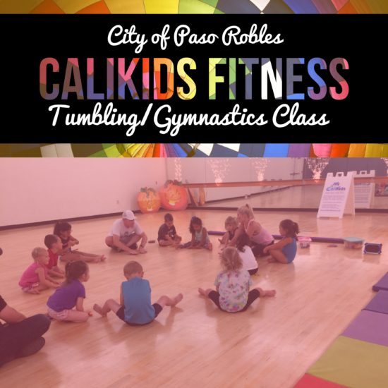 CaliKids Fitness Tumbling/Gymnastics Review