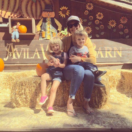 Avila Valley Barn Slo Pumpkin Patch family