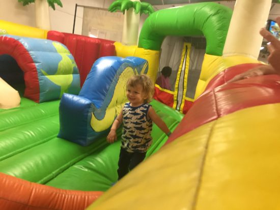 Jurassic Quest Paso Robles Baby Bounce House