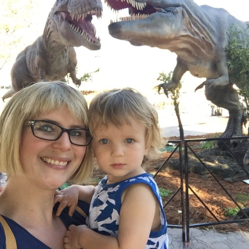 Jurassic Quest Review: a family friendly dinosaur event