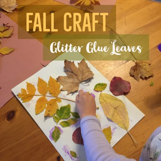 Guest Blog Post About A Fun Fall Craft We Did For Live Well Play