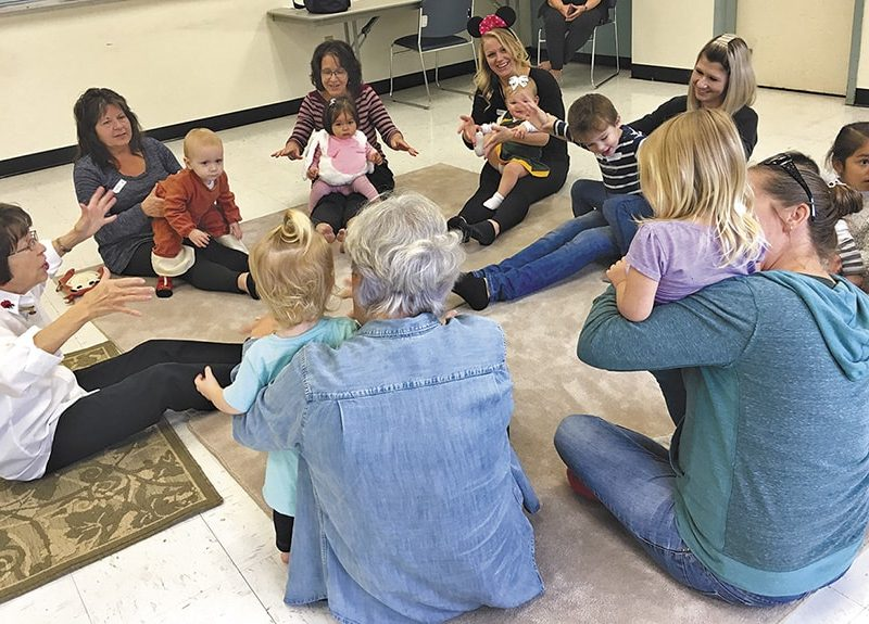 Kindermusik class paso robles