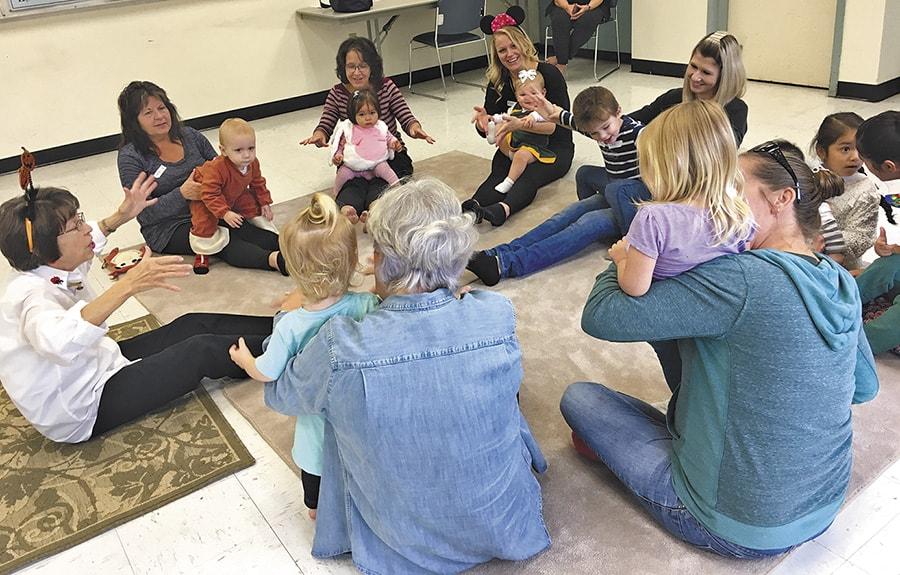 Kindermusik class paso robles