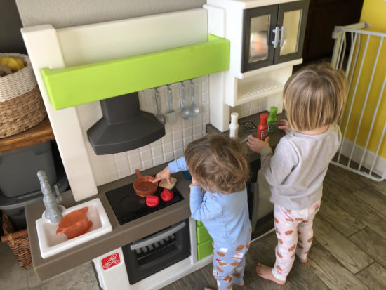 Toy Review Step2 Euro Edge Kitchen Tonya Strickland Influencer