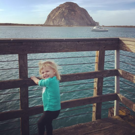 Two In Tow & On The Go_Morro Bay with kids