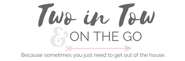 Two In Tow & On The Go - SLO County Mommy Blogger