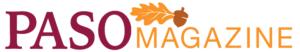 maroon and yellow logo