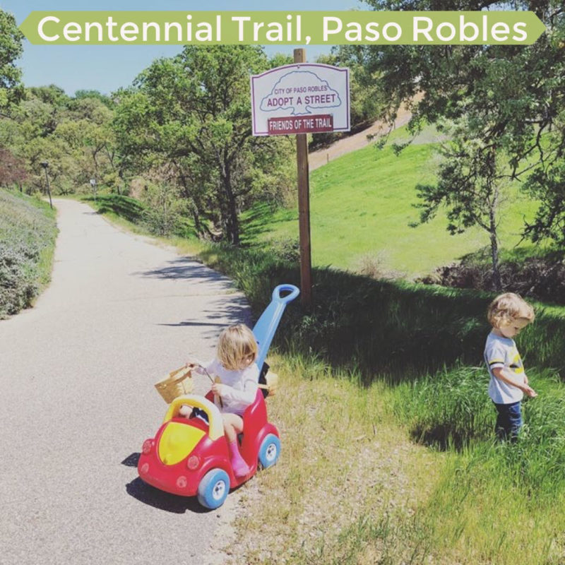 Two in Tow & On The Go Review_Centennial Trail COVER
