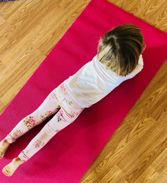 Two in Tow Review of Yaya Yoga ca Paso Robles kids yoga_5