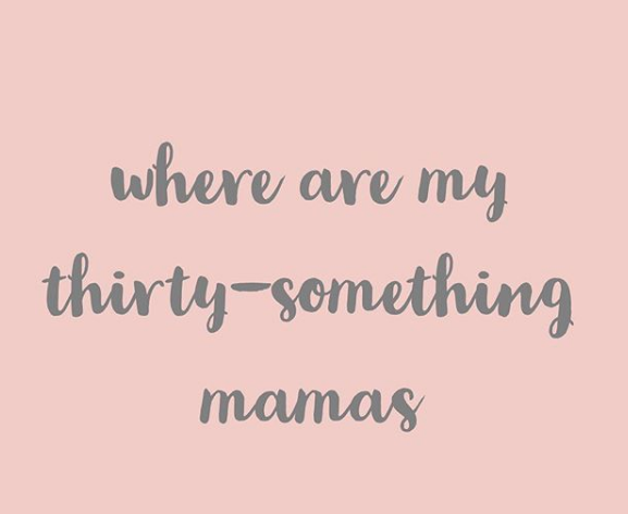 30-Something Mamas