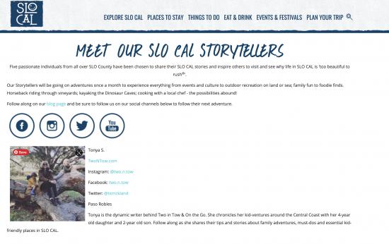 Web page - Line