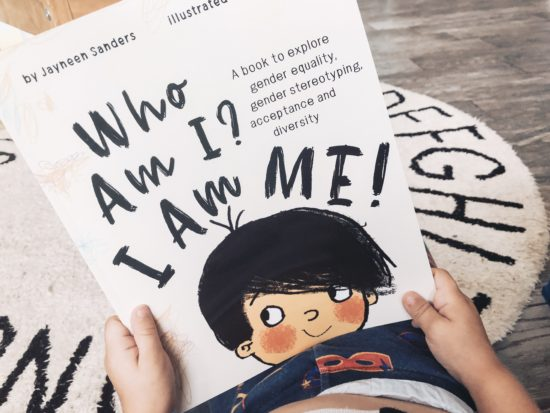 Book Review on Who Am I? I Am Me! by Jayneen Sanders_Two In Tow 1