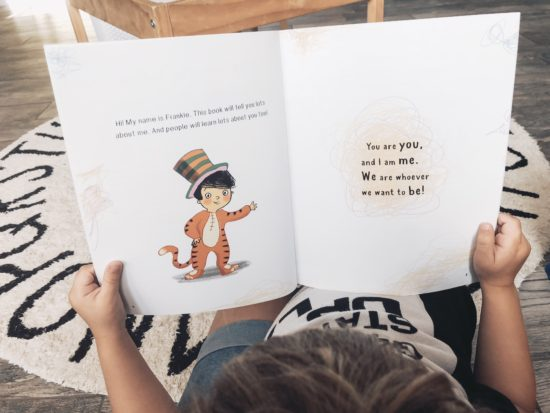 Book Review on Who Am I? I Am Me! by Jayneen Sanders_Two In Tow 2