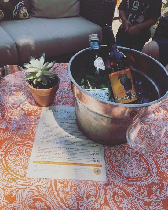 Castoro Cellars - Wine