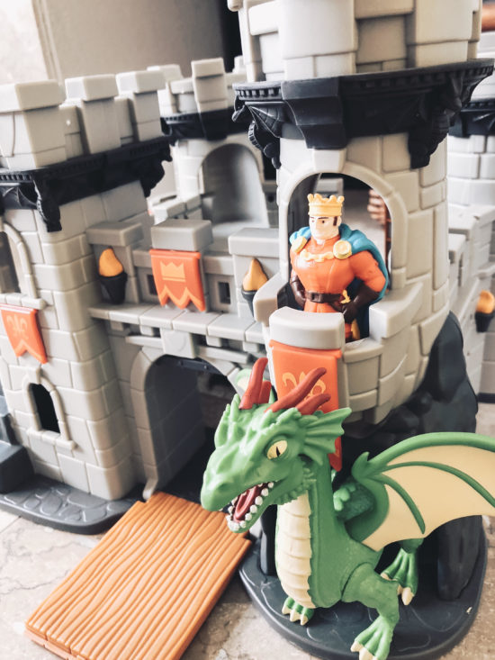 Toy Review: Lakeshore Learning Royal Kingdom Adventure Castle & Precious Ponies Playset_Castle 6