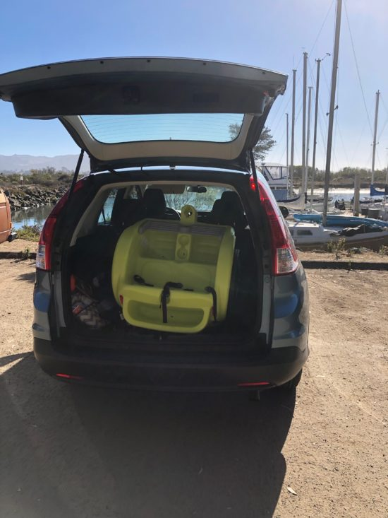 Review: Best Holiday Outdoor Gift for Adventure Kids. Simplay3's Trail Master 2-Seat Wagon_3