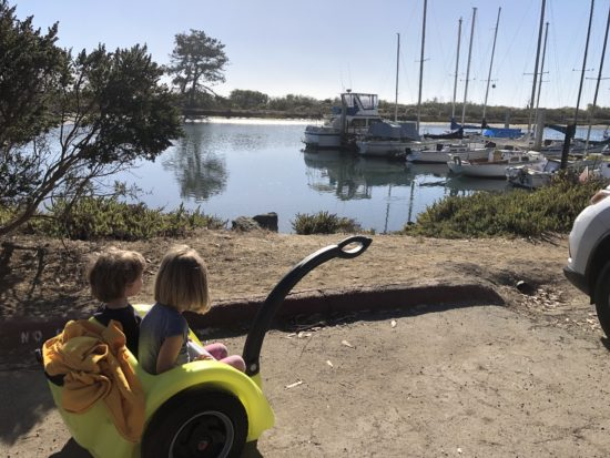Review: Best Holiday Outdoor Gift for Adventure Kids. Simplay3's Trail Master 2-Seat Wagon_6