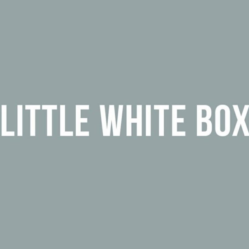 Little White Box Designs wine glasses shop local Paso Robles_Logo