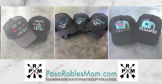 Paso Robles Mom Custom Hats_9