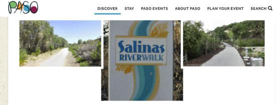Salinas Riverwalk_Travel Paso Map