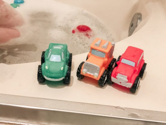Nuby Squirt Wheels Bath Squirters Review