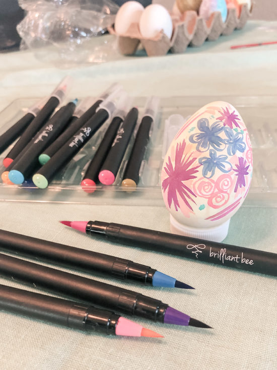 Review: Watercolor Brush Pens by Brilliant Bee & JumpOff Jo_3