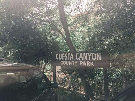 Cuesta Park SLO 3