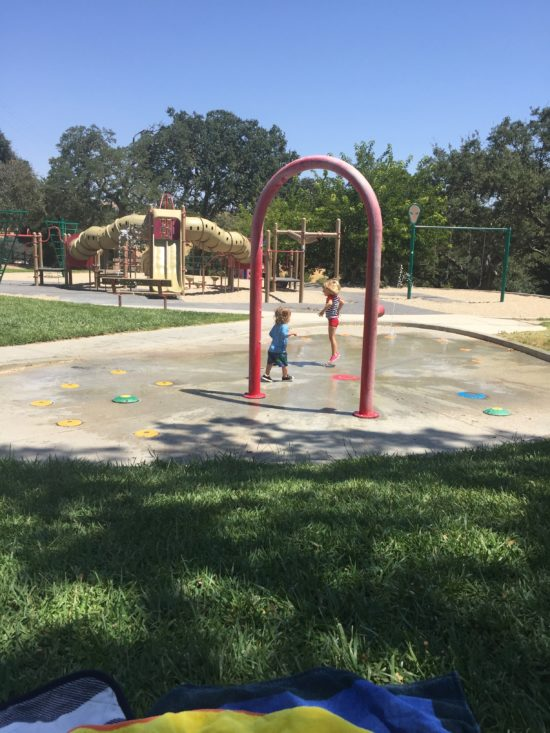 Heilmann Regional Park Splash Pad Atascadero Review - 1