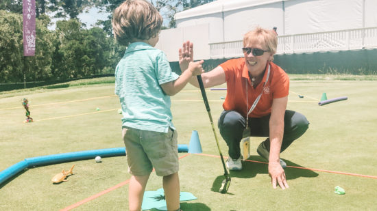 Family-Friendly Junior Experience at the USGA's 119th U.S. Open in Pebble Beach 18