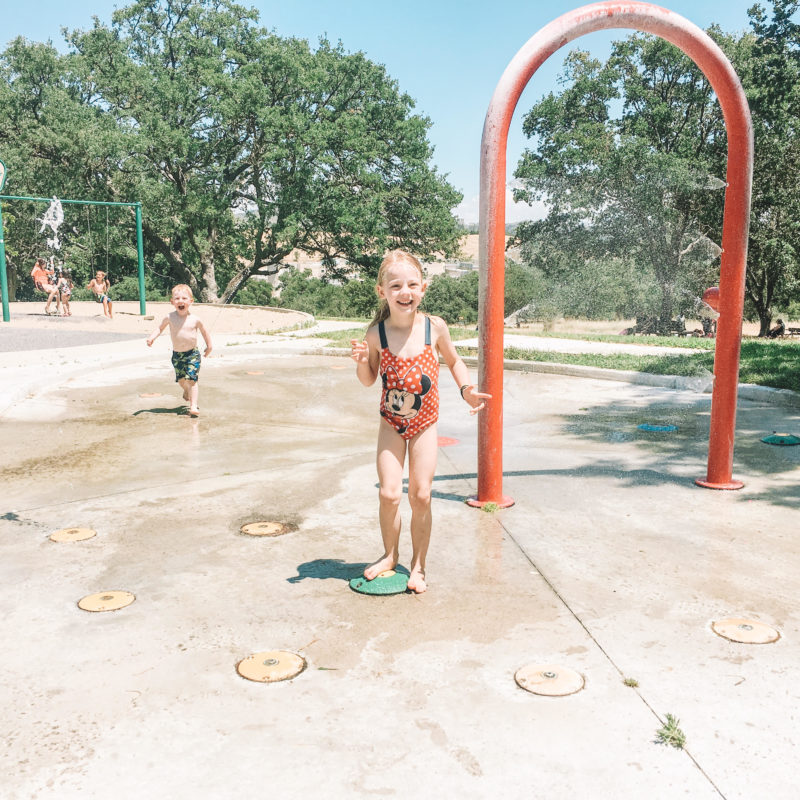 Heilmann Regional Park Splash Pad Atascadero Review - 12