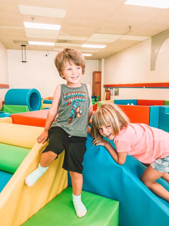 Mighty Munchkins Playzone is a soft play equipment rental business and an indoor playzone originated in Paso Robles providing services to San Luis Obispo County.