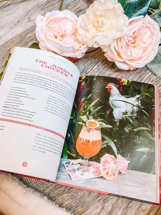 Mother's Day Cocktail Book