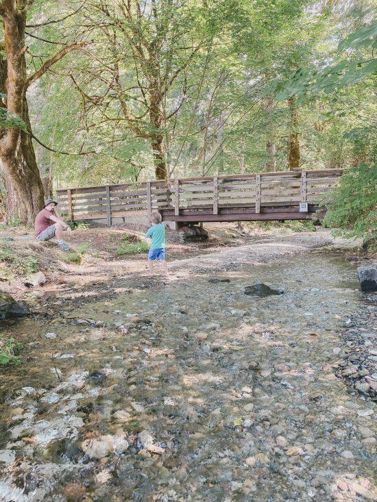 Twanoh Creek