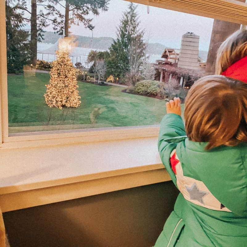 Alderbrook Resort children