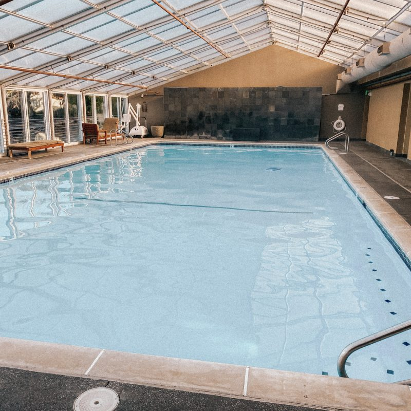 Alderbrook Resort & Spa pool 2