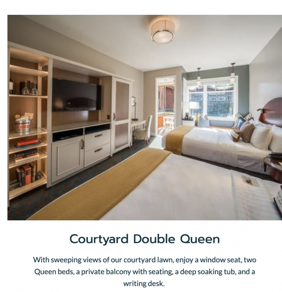 Alderbrook Resort & Spa - Interior Design Services