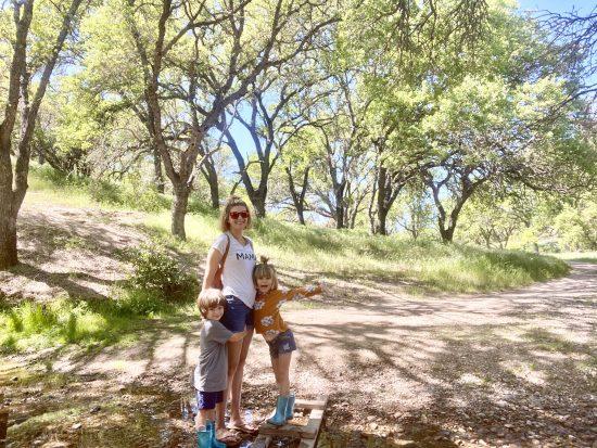 Plant community - Hiking