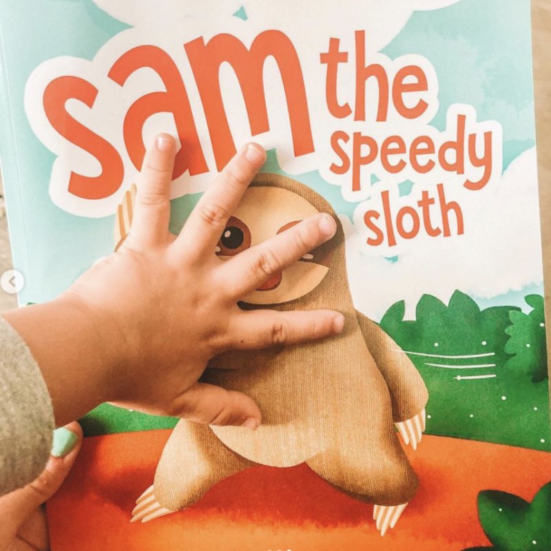 book cover of sloth